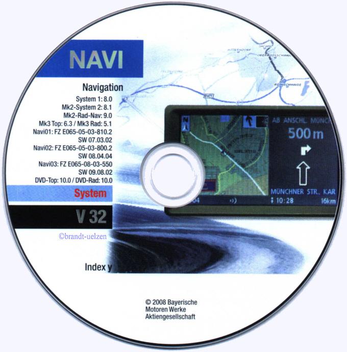 bmw navi update download
